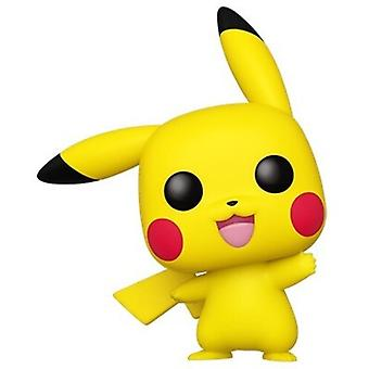 Pokemon - Importazione Pikachu (Waving) USA