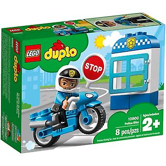 10900 LEGO Police motorcycle