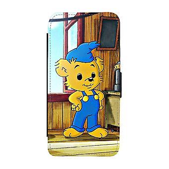 Bamse iPhone 12 Mini Plånboksfodral
