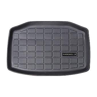 Car Trunk Mat Front Storage Box Mats ,Tail Box Mat Floor Mats Liner for Tesla Model 3