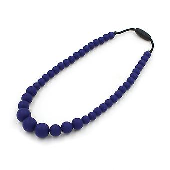 Rubber Bead Necklace