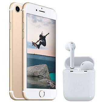 iPhone 7 Gold 32GB + سماعات لاسلكية