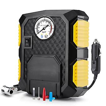 Digital Tire Inflator Dc 12 Volt Car Portable Air Compressor Pump 150 Psi Car