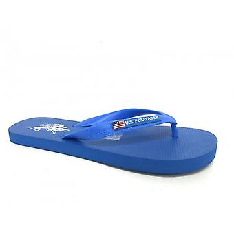 Slippers Us Polo Blue Mod Barclay Rubber Us16up33