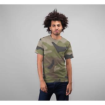 T-shirt mockup featuring a man with curly hair-22224 (6) premium sublimation adult t-shirt