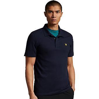 Lyle & Scott Mens Sport Korte Mouw Wicking Polo Shirt