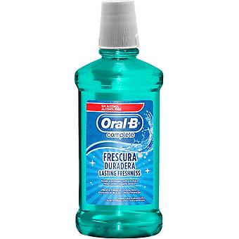 Oral B Mouthwash Complete 500 ml