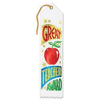 Gran cinta premio del maestro (paquete de 6)