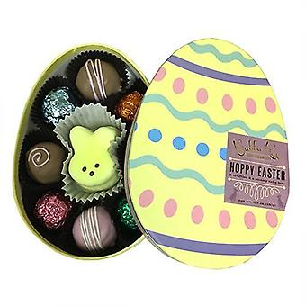 Hoppy Easter Egg Box