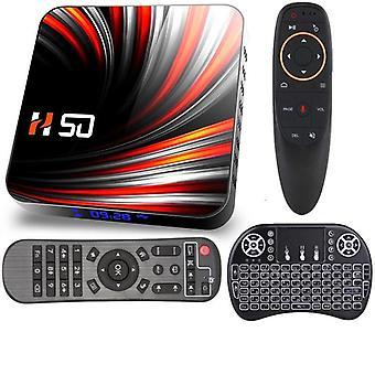 الروبوت مربع التلفزيون- 4k H.265 ميديا بلاير و 3D الفيديو واي فاي بلوتوث، التلفزيون الذكي،