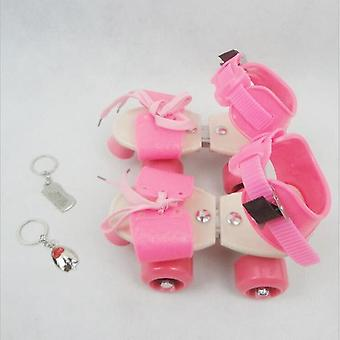 Children Roller Skates, Double Row,  Skating Shoes, Sliding  Kids, Roller
