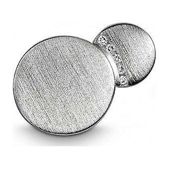 QUINN - Anhänger - Damen - Silber 925 - Diamant - Wess. (H) - piqué - 240849