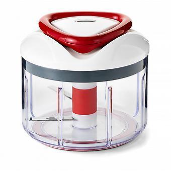 máquina de cocina Easy Pull75 cl ABS blanco/rojo