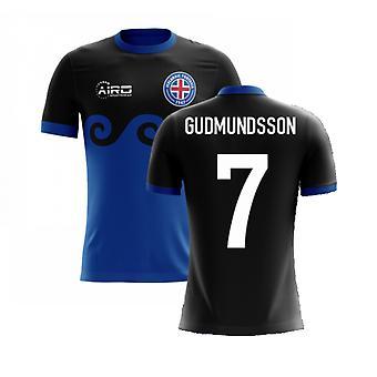2020-2021 آيسلندا إيرو مفهوم القميص الثالث (جودموندسون 7)