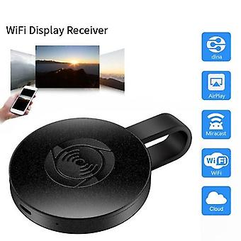 G2 Wifi Screen Sharer Dongle Receiver 1080P Full High Definition TV Stick Support Multiple Device