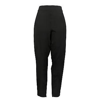 Lisa Rinna Collection Leggings Basic Black Chino A389301
