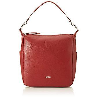 Bree, women's backpack Nola 10, 9 x 32 x 28 cm, Red (Dark Red),9x32x28 cm (B x H x T)