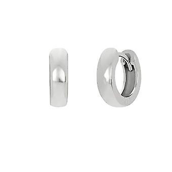 NOELANI Women's hoop earrings, sterling silver 925(1)