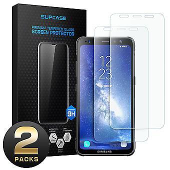 Galaxy S8 Active Screen Protector, gehärtetes Glas, SUPCASE, Bildschirmschutz - 2 Erpack
