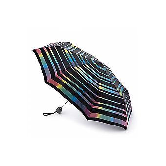 Fulton Umbrellas Retracting Umbrella Water Colour Reacts Superlite No.2