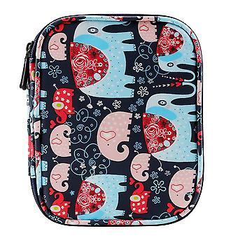 Nylon Short Tool Crochet Storage Bag