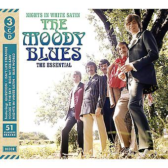 The Moody Blues - Nights In White Satin CD