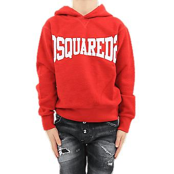 Dsquared2 Sweaters Red DQ0071D005UDQ405 Top Red Dsquared2 accessories