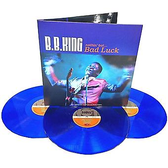 B B Kung - Inget annat än... Otur Blå Vinyl