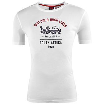 Canterbury Mens BIL Graphic T 1 Short Sleeve Crew Neck Casual T-Shirt Tee Top
