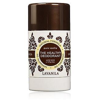 Lavanila Pure Vanilla The Healthy Deodorant Stick, 2 Oz