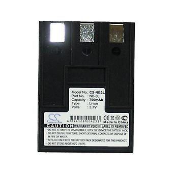 Cameron Sino Nb3L Battery Replacement For Canon Camera
