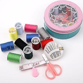 Draagbare naaiset home hand naaien borduurwerk tools