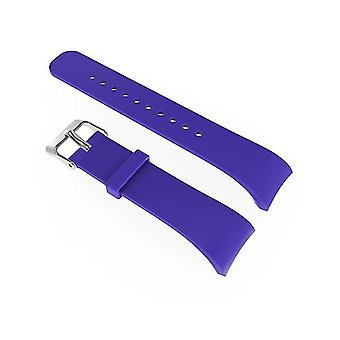 Vervangende Siliconen band voor Samsung Gear Fit2 / Fit2 Pro