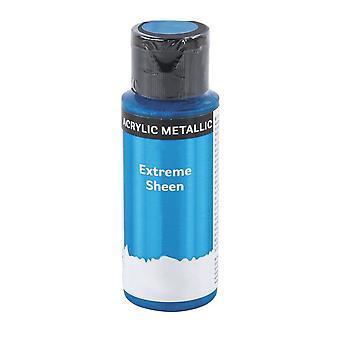 59ml Extreme Sheen Metallic Acrylverf voor volwassenen Ambachten - Sapphire
