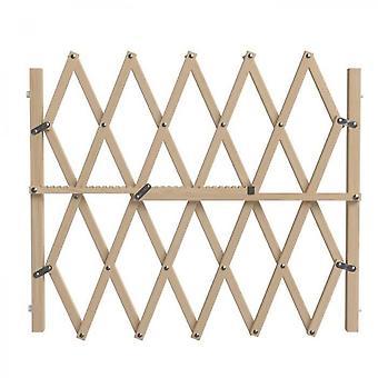 Bariera extensibilă Pressfix din lemn