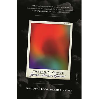 The Family Clause by Jonas Hassen Khemiri & Translated by Alice Menzies