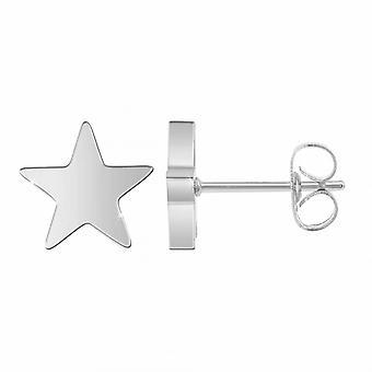 Boucles d'oreilles Ang�le M - B2346-ARGENT Acier Argent