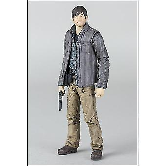 Video game consoles gareth poseable figure from the walking dead - 14573