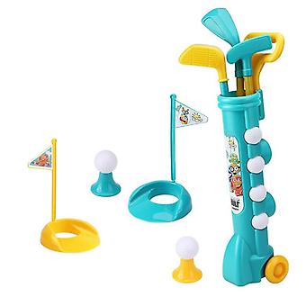 Kinder Golf Set Golfer Sport Spielzeug Kit