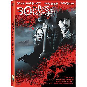 30 dage af natten [DVD] USA import