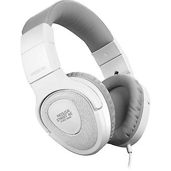 Speedlink Medusa Street XE Stereo Headset alb/gri (model nr. SL-870000-WEGY)