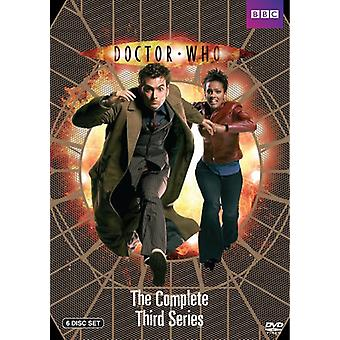 Doctor Who - Doctor Who: Series 3 [DVD] USA import