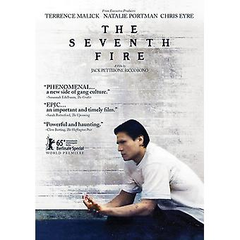 Seventh Fire [DVD] USA import