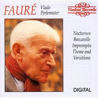 G. Faure - Faur : Piano Music [CD] USA import