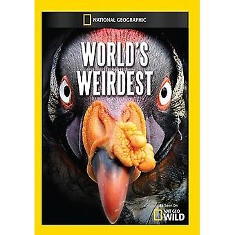 World's Weirdest [DVD] USA import