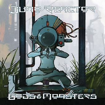 Juno Reactor - gudar & monster [CD] USA import