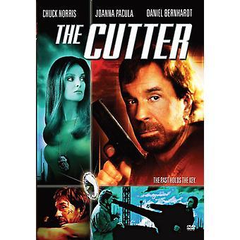 Cutter [DVD] USA import