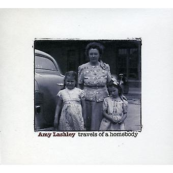 Amy Lashley - Reisen ein Homebody [CD] USA import