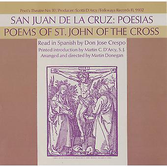 Don José Crespo - Don Jose Crespo: Vol. 1-San Juan De La Cruz: Poesias: leer en la importación de los E.e.u.u. Spani [CD]