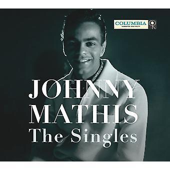 Johnny Mathis - importation USA Singles [CD]